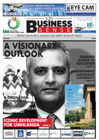 KZN Business Sense Vol.3 No.2e...