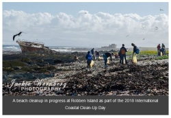 Results Of 2018 International Coastal Clean-Up Released
