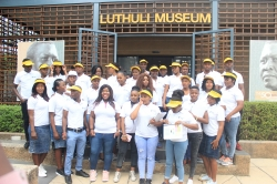 Zululand Municipality - Zululand Tourism Workshop and Tour provides opportunities for youth