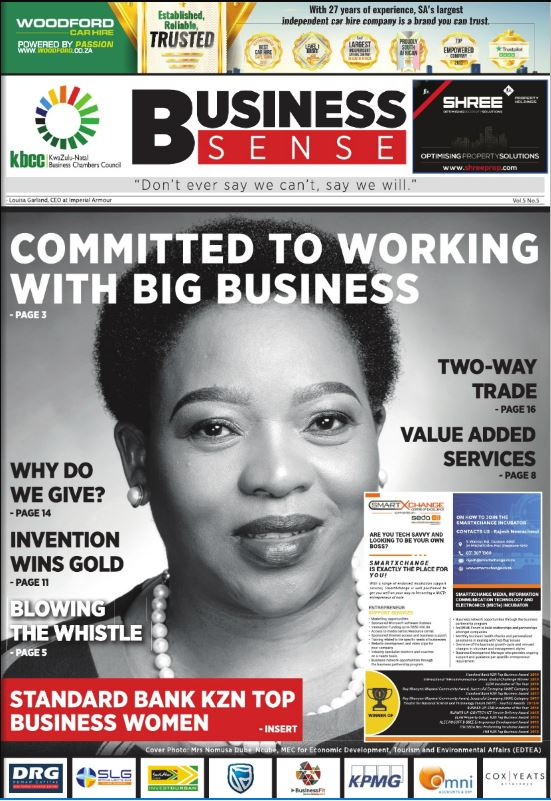 KZN Business Sense 5.5