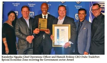 KwaZulu-Natal Top Business | Standard Bank : Government