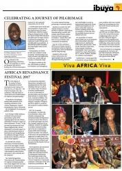 African Renaissance Festival 2017