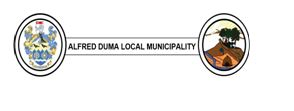 Alfred Duma Local Municipality logo