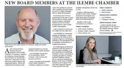 Andy Horton has been elected as the new president of the iLembe Chamber of Commerce, Industry & Tourism