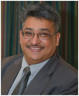 Anesh Maniraj Singh : Executive Director of the UKZN Foundation