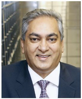 Ashok Sewnarain : Founder and CEO IBV International Bank Vaults