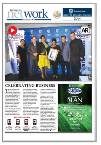 KZN Top Business Awards Supplement 2017