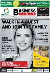 Business Sense Vol 4.2 - Hot Off The Press