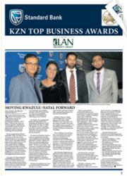 Standard Bank KwaZulu-Natal Top Business Awards powered by the eLan Property Group