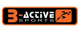 B-Active Sports logo