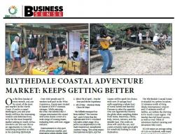 Blythedale Coastal Adventure Market - Keeps Getting Better