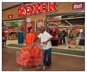 Boxer Supermarkets