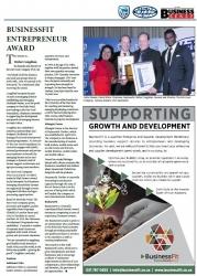 BusinessFIT Entrepreneur Award - The Winner is Walter Coughlan