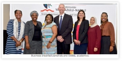 UKZN Graduate School of Business & Leadership-GSB&L Business Breakfast Celebrates Women in Leadership
