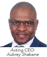 KZN Growth Fund:Chief Executive Officer: Aubrey Shabane (Acting)