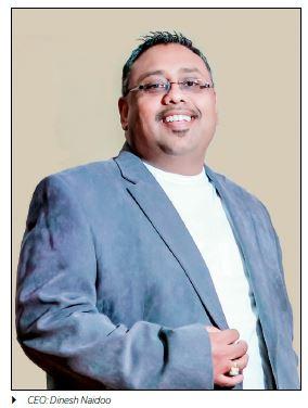 CEO: Dinesh Naidoo