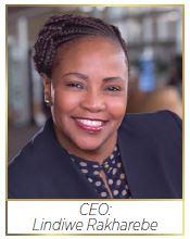 Durban ICC:CEO Lindiwe Rakharebe