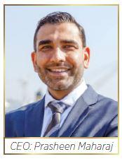 Southern African Shipyards CEO: Prasheen Maharaj