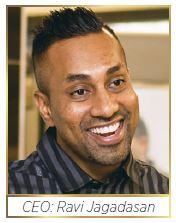 Star Retailers CEO: Ravi Jagadasan