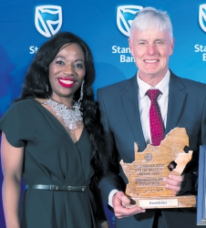 GeoAfrika wins construction and development category