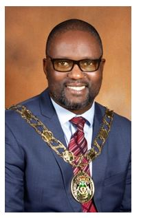 Councillor Mzamo Elphas Buthelezi Honorable Mayor Zululand District Municipality