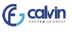 Calvin and Family Group Logo