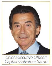 Mediterranean Shipping Company (MSC): Chief Executive Officer: Captain Salvatore Sarno