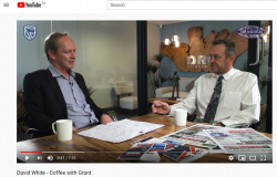 Coffee with Grant...with David White