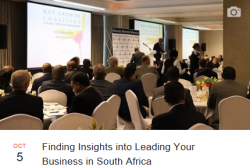 Finding Insights into Leading Your Business in South Africa - A complimentary breakfast
