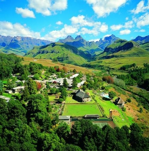 Drakensberg Accommodation Hotels: KwaZulu-Natal Top Business