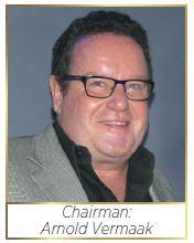 Constantia Afripack Chairman : Arnold Vermaak