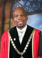 Cllr Dr MG Ngubane Mayor: Amajuba District Municipality