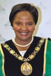 Cllr Thobekile Maphumulo Honorable Mayor Umgungundlovu District Municipality