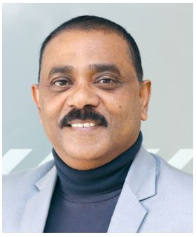Colin Naidoo : Senior Manager for Corporate Affairs of King Shaka International Airport (KSIA)