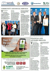 KZN Top Business Awards 2017 : Community And Social Services : THE WINNER IS SmartXchange