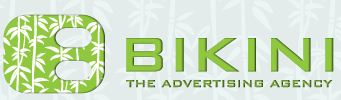 Bikini The Advertising Agency Logo