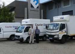 Esquire Technologies launches its own courier company