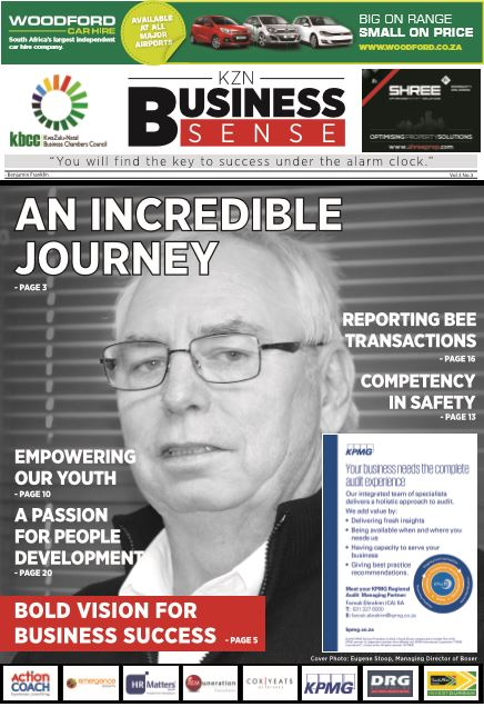 KZN Business Sense Vol.3 No.2