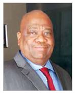 Umgeni Water:Chief Executive: Cyril Gamede