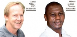 David White - CEO, BusinessFit and Akhona Mahlati - Director, BusinessFit : The Heart Of Your Business