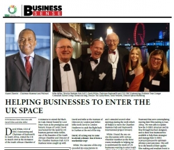 David White and Mike Miller - Helping Businesses To Enter The UK Space