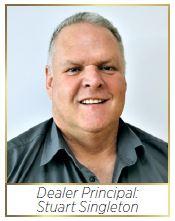 CMH Nissan Durban Dealer Principal: Stuart Singleton