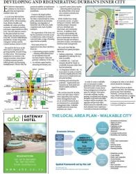 KZN Business Sense - Developing and regenerating Durban's Inner City