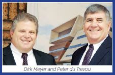 Corobrik:Managing Director: Dirk Meyer and Chairman: Peter du Trevou
