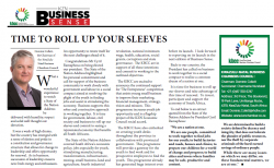 Dominic Collett - Time To Roll Up Your Sleeves