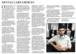 Dr Fareed Amod - Dental Care Choices