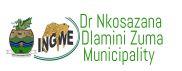Dr Nkosazana Dlamini Zuma Municipality logo