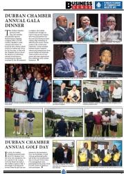 Durban Chamber Annual Gala Dinner