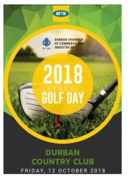 Durban Chamber - Annual corporate golf day - 12 October 2018