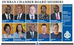 Durban Chamber Board Members